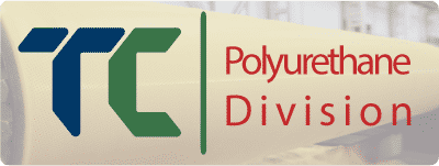 Polyurethane coatings for rollers and wheels tc rolls and covers